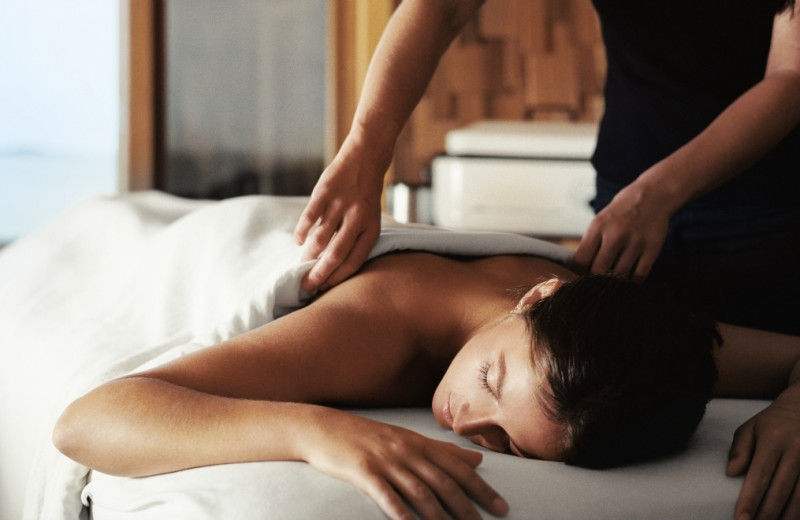 Spa services at Wickaninnish Inn.