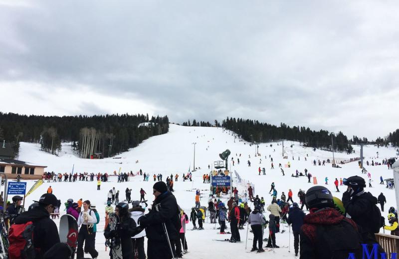 Skiing a tCozy Mountain Condo (AMM Properties).