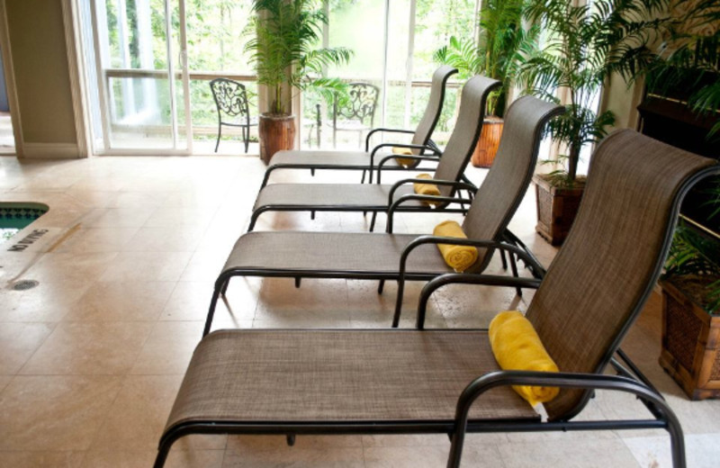 Lounge Chairs at Crestwood Resort & Spa