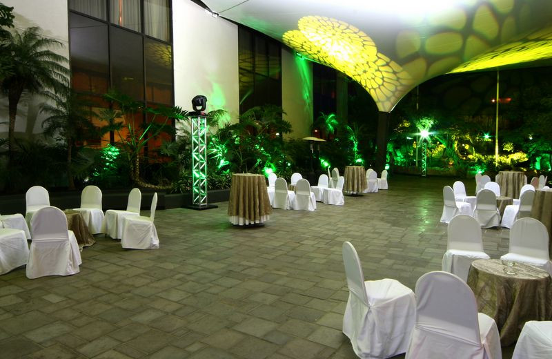 Wedding Setup at Barceló Guatemala City