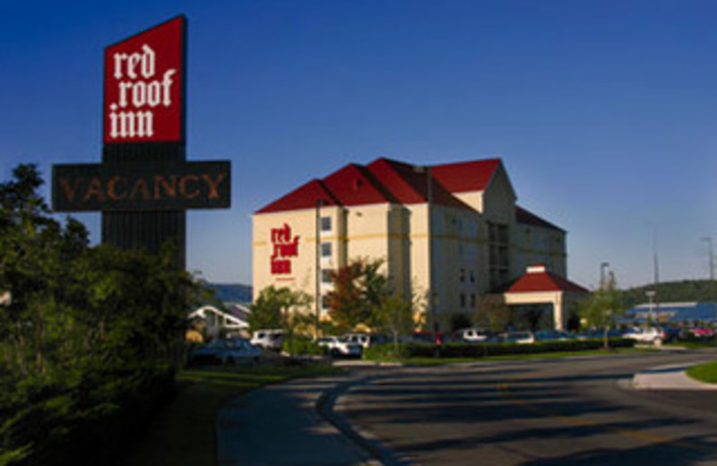 Red Roof Inn Pigeon Forge Pigeon Forge Tn Resort