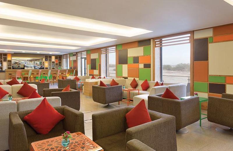 Lobby at Ramada Resort Dead Sea