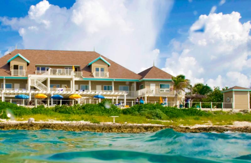 Exterior view of Cobalt Coast Resort.