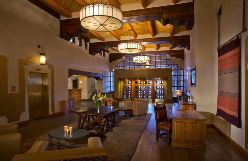 Lounge at Eldorado Hotel.
