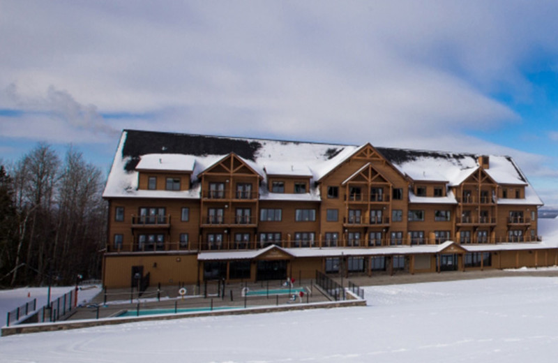 Exterior view of Leisure Hotels & Resorts.