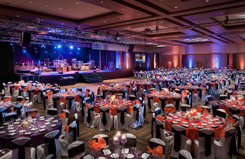 An incredible event space at Talking Stick Resort