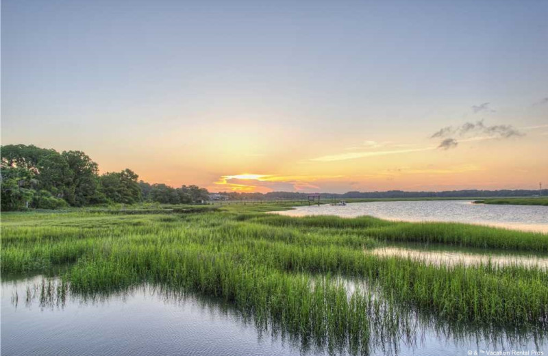 Scenic view at Vacation Rental Pros - Hilton Head Island.