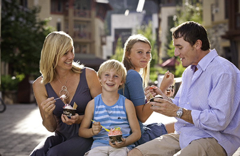 Family Fun at The Village at Squaw Valley
