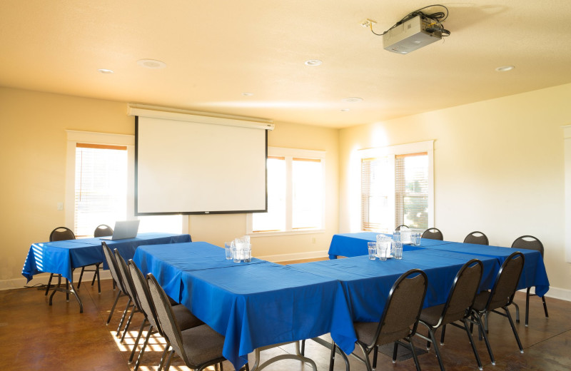 Meetings at Lighthouse Oceanfront Resort.