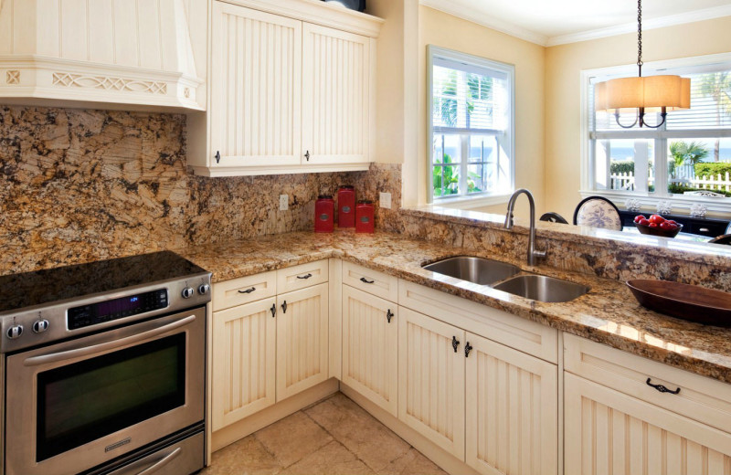 Cottage kitchen at Sunset Key Guest Cottages, a Luxury Collection Resort.