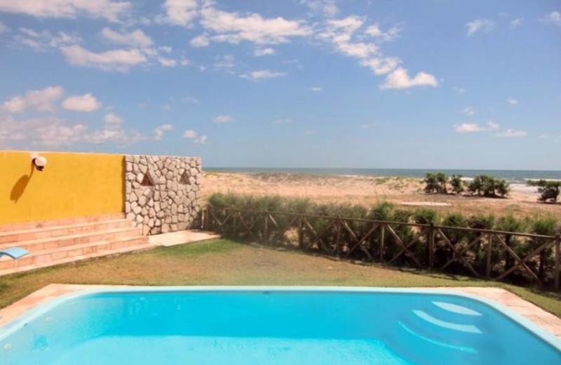 Pool at A Casa De Genipabu.