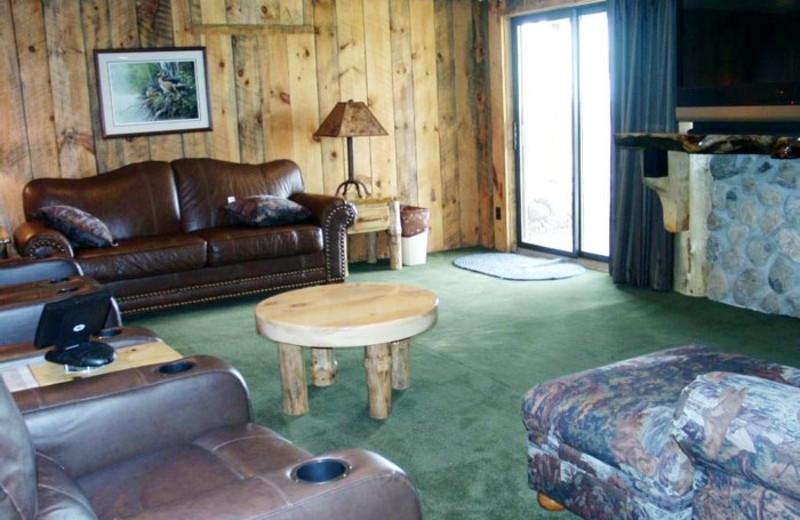 Great Room at Whitetail Ridge