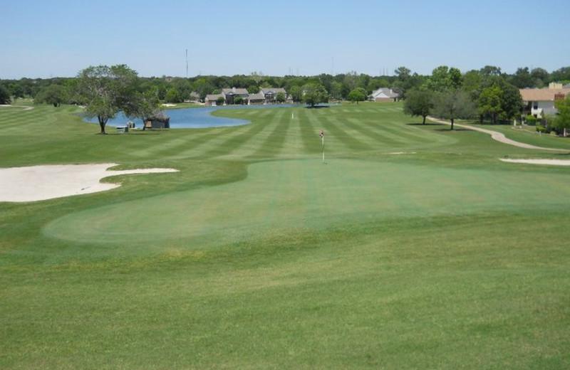 Golf course at Mill Creek Inn & Golf Club.