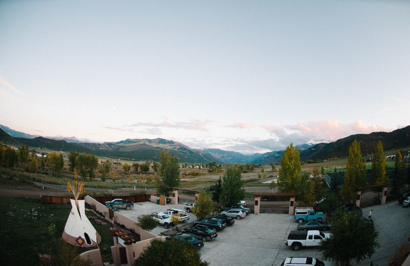 View From Resort at Chipeta Solar Springs Resort