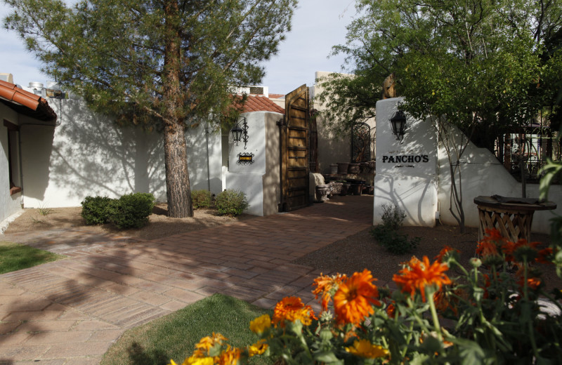 Pancho's Home Design Shop at Tubac Golf Resort.
