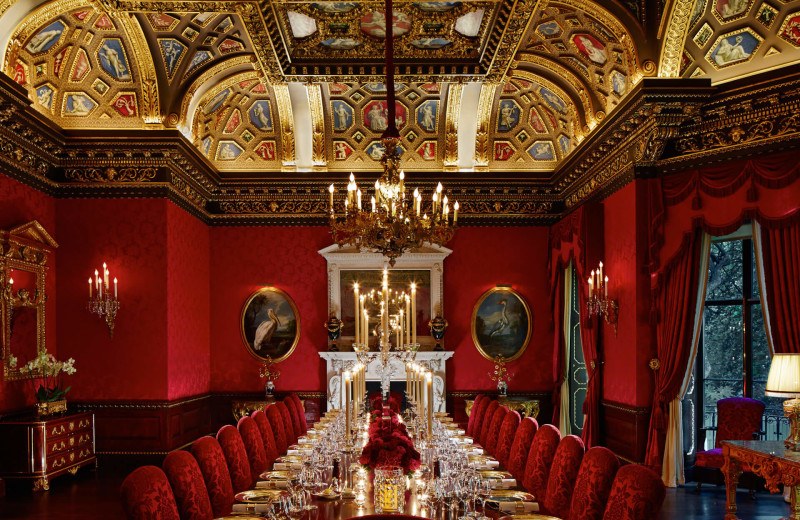 Castle meetings at Luxury Castle Hire.