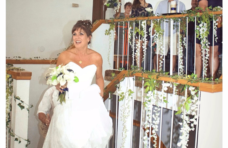 Weddings at Runaway II Resort and Campground.