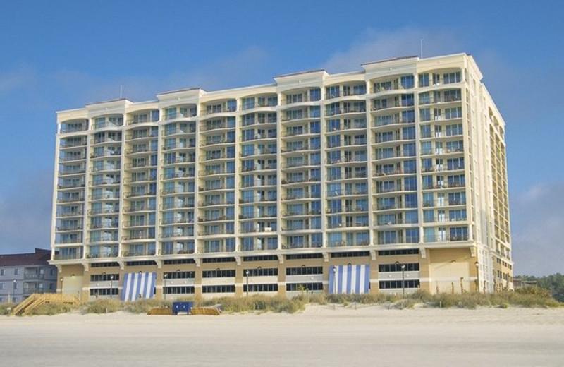 Exterior view of Mar Vista Resort Grande.