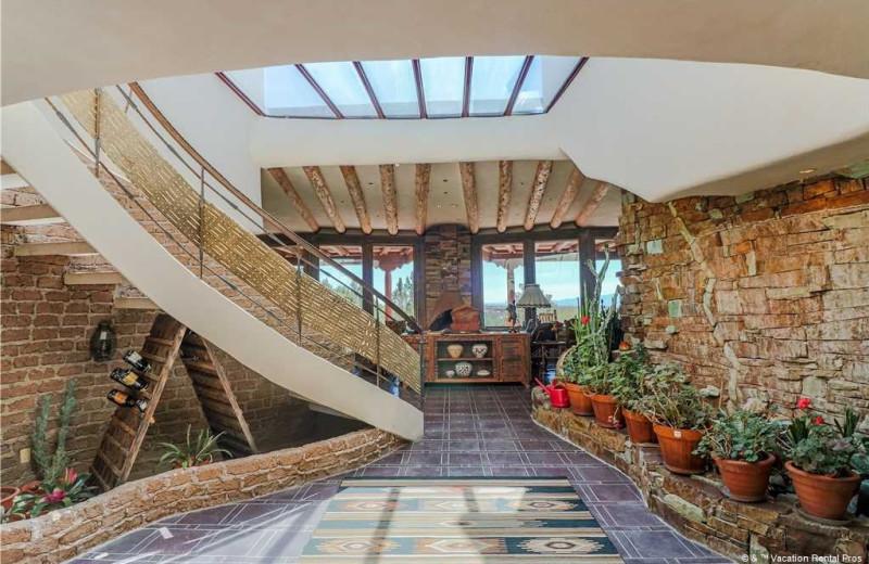 Rental interior at Vacation Rental Pros - Santa Fe.