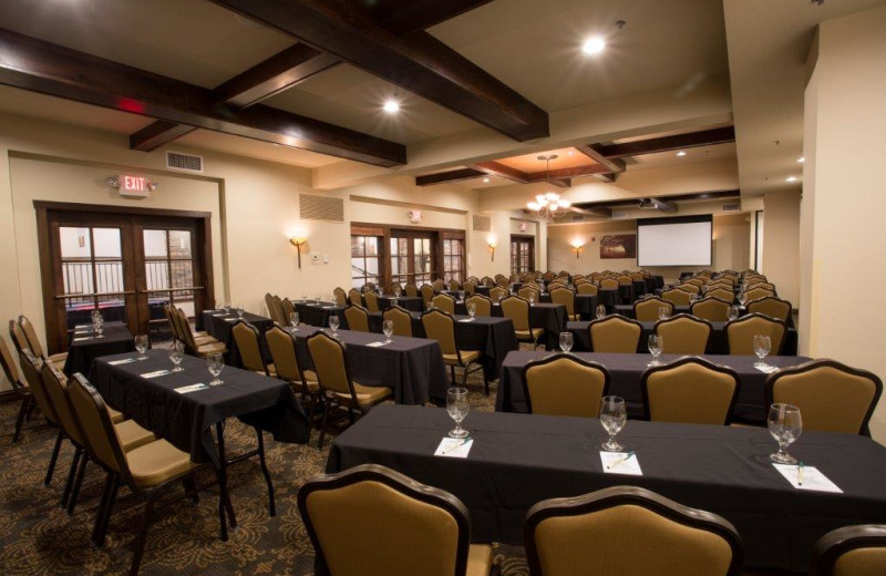 Conference room at Old Kinderhook Resort & Golf Club.