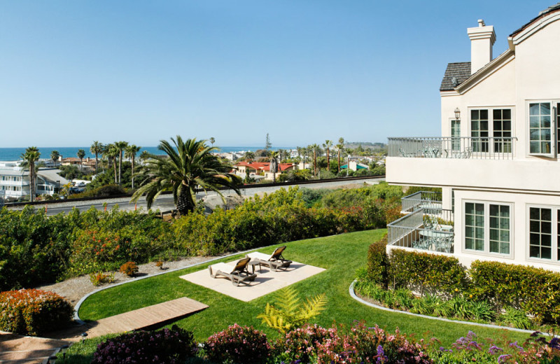 Resort Exterior at the Villa L'Auberge