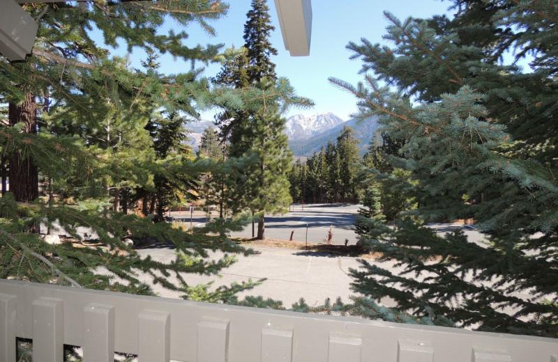 Rental view at Seasons 4 Condominium Rentals.