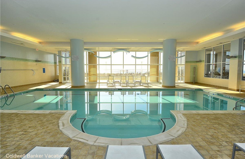 Rental indoor pool at CBVacations.com