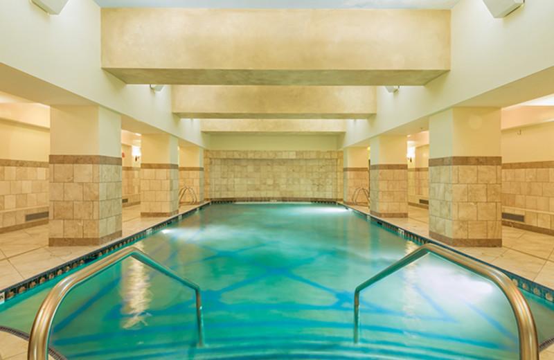 Indoor pool at Westgate Park City Resort & Spa.