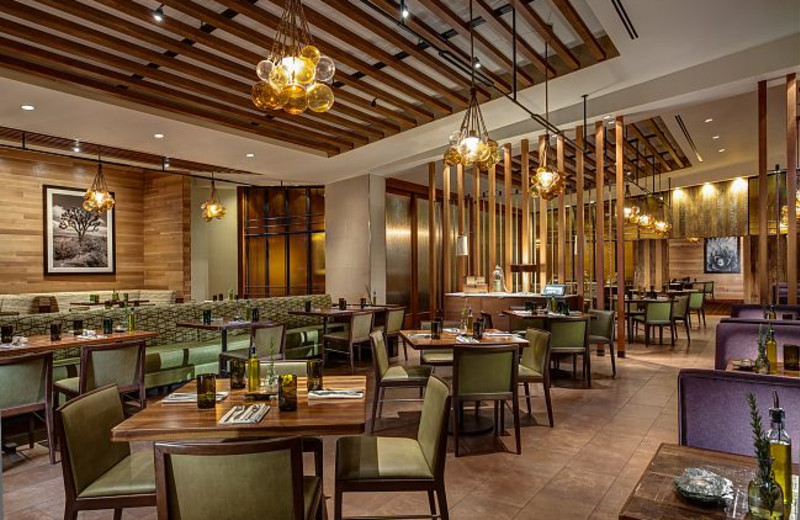 Rockwood Grill at Marriott Desert Springs Resort
