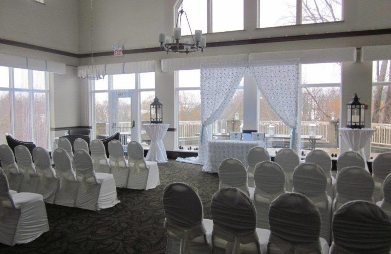 Wedding at Elm Hurst Inn & Spa.