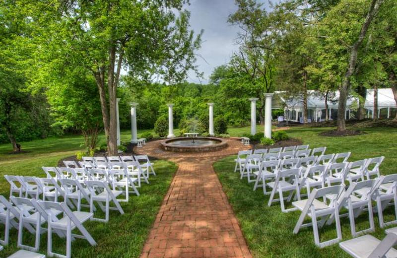 Wedding At Chestnut Hill Reception Venue