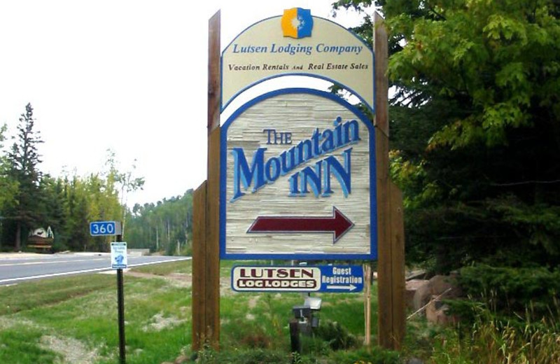 Welcome at The Mountain Inn at Lutsen.