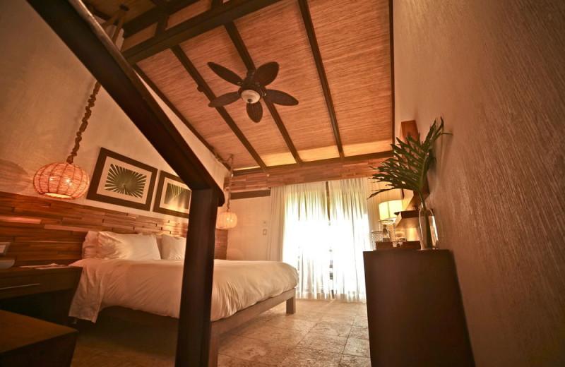 Guest room at Casa Bonita.