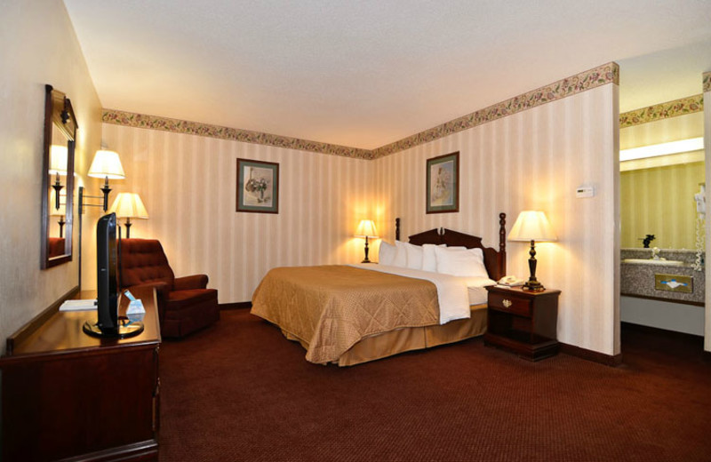 Guest Suite at Best Western Music Capital Inn