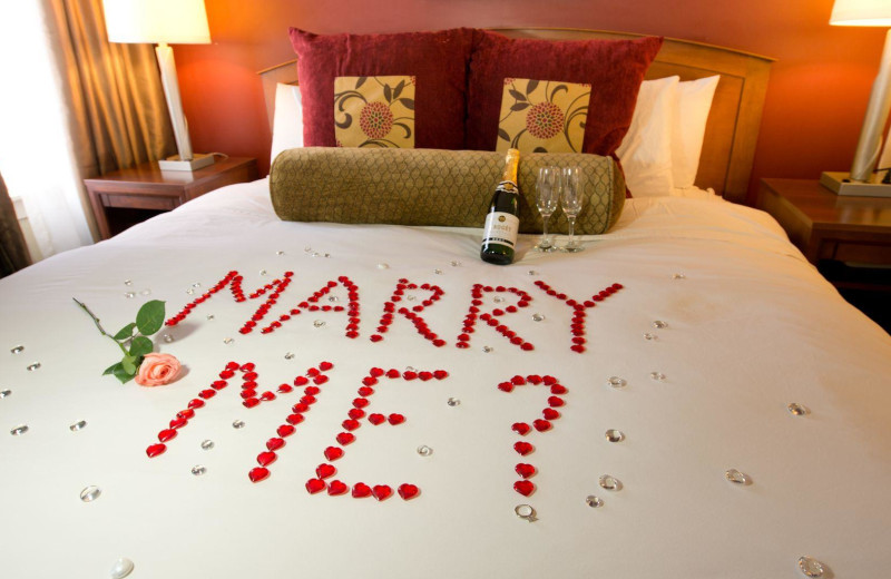 Proposals at Jefferson Clinton Hotel.