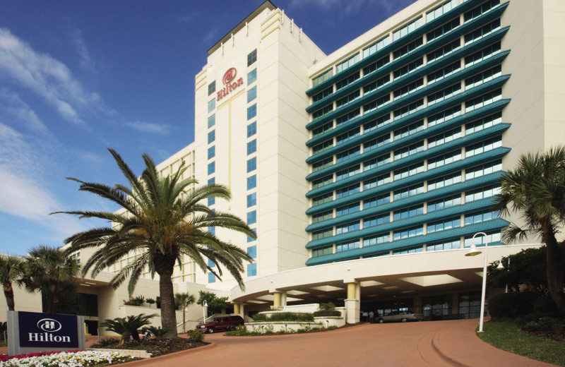 Exterior View of Hilton Daytona Beach Resort/Ocean Walk Village