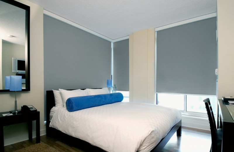 Guest Room at the Cosmopolitan Toronto
