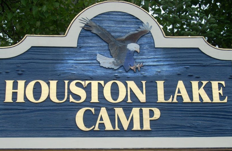 Welcome to Houston Lake Camp