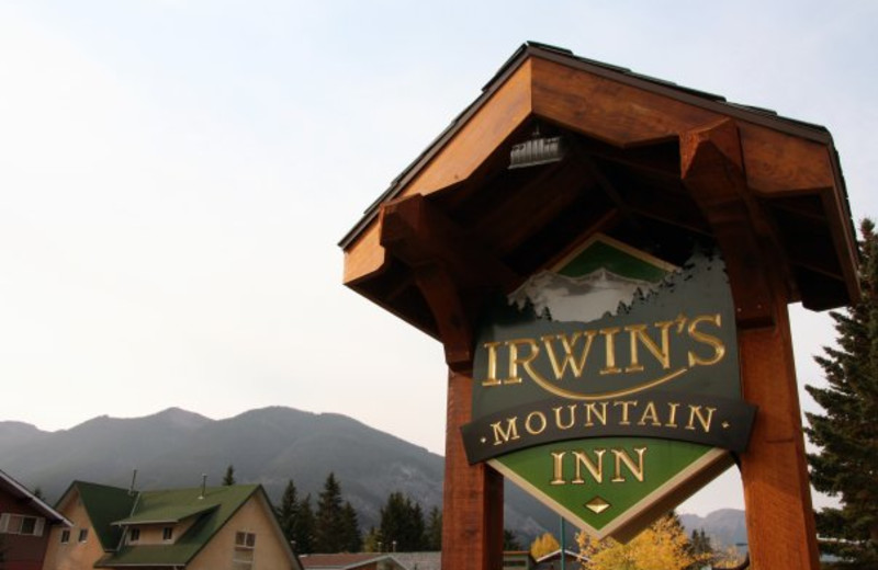 Welcome to Irwin's Mountain Inn.
