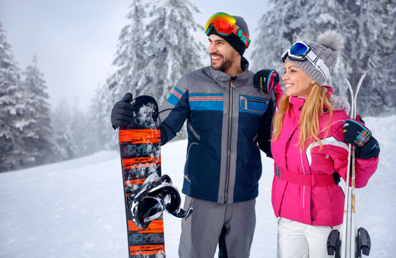 Ski at Winter Clove Inn.