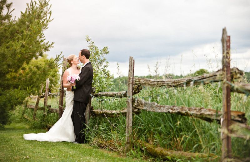 Weddings at Strathmere Retreat & Spa.
