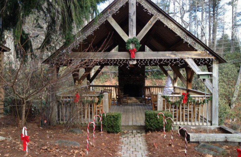 Holidays at Mitchell's Lodge & Cottages