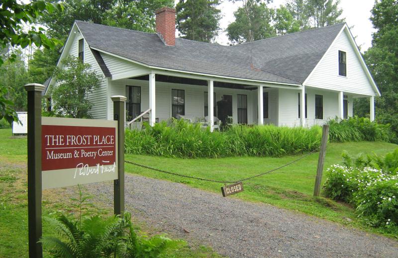 Museum near Adair Country Inn.