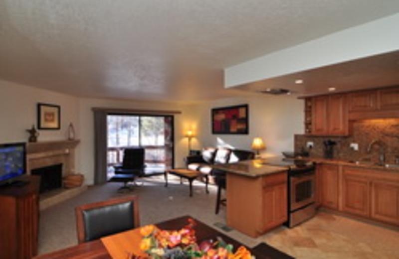 Vacation Rental Interior at Goldfish Properties