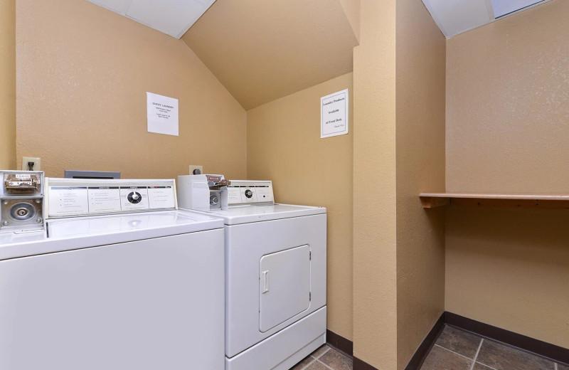 Laundry room at AmericInn by Wyndham - Fergus Falls.