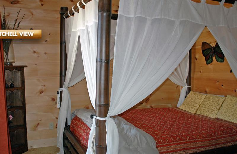 Bedroom at High Rock Rentals.