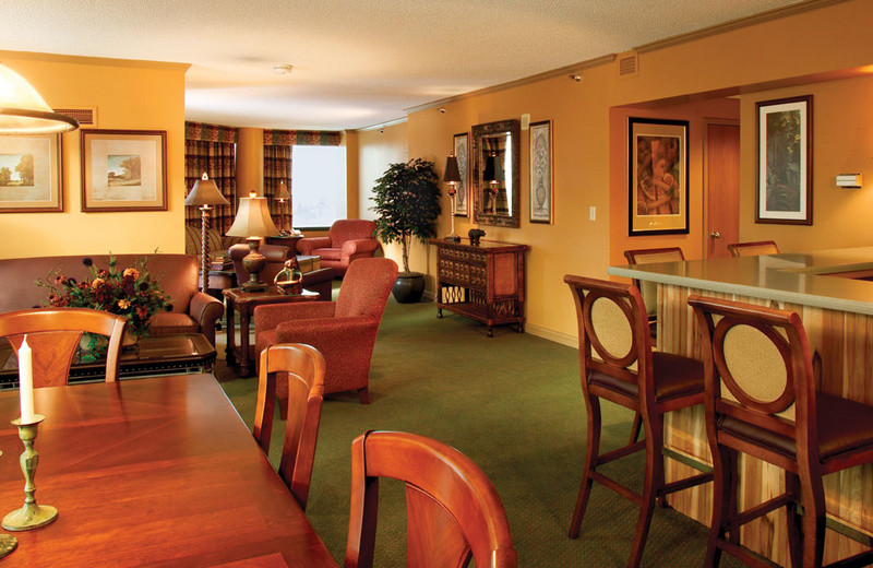 Tower Suite at Grand Traverse Resort.