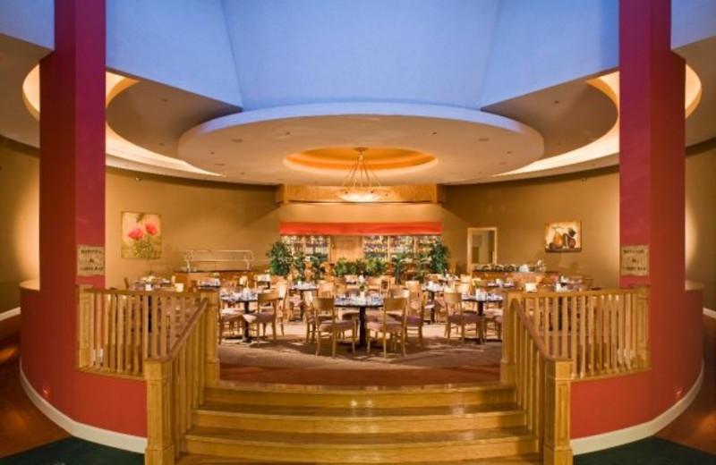 Rotunda Restaurant at The Resort at Glade Springs