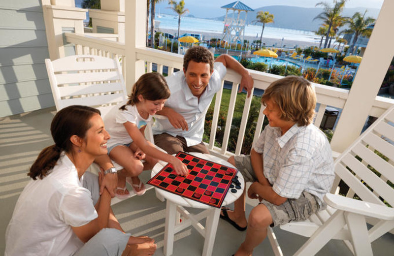 Family Fun at Avila Lighthouse Suites