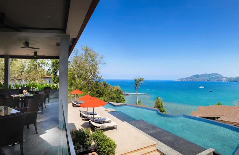 Exterior view of Amari Coral Beach Resort.